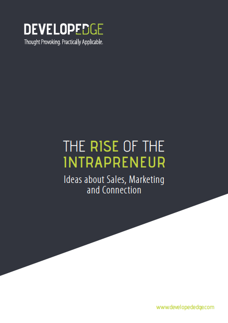 Rise of the Intrapreneur